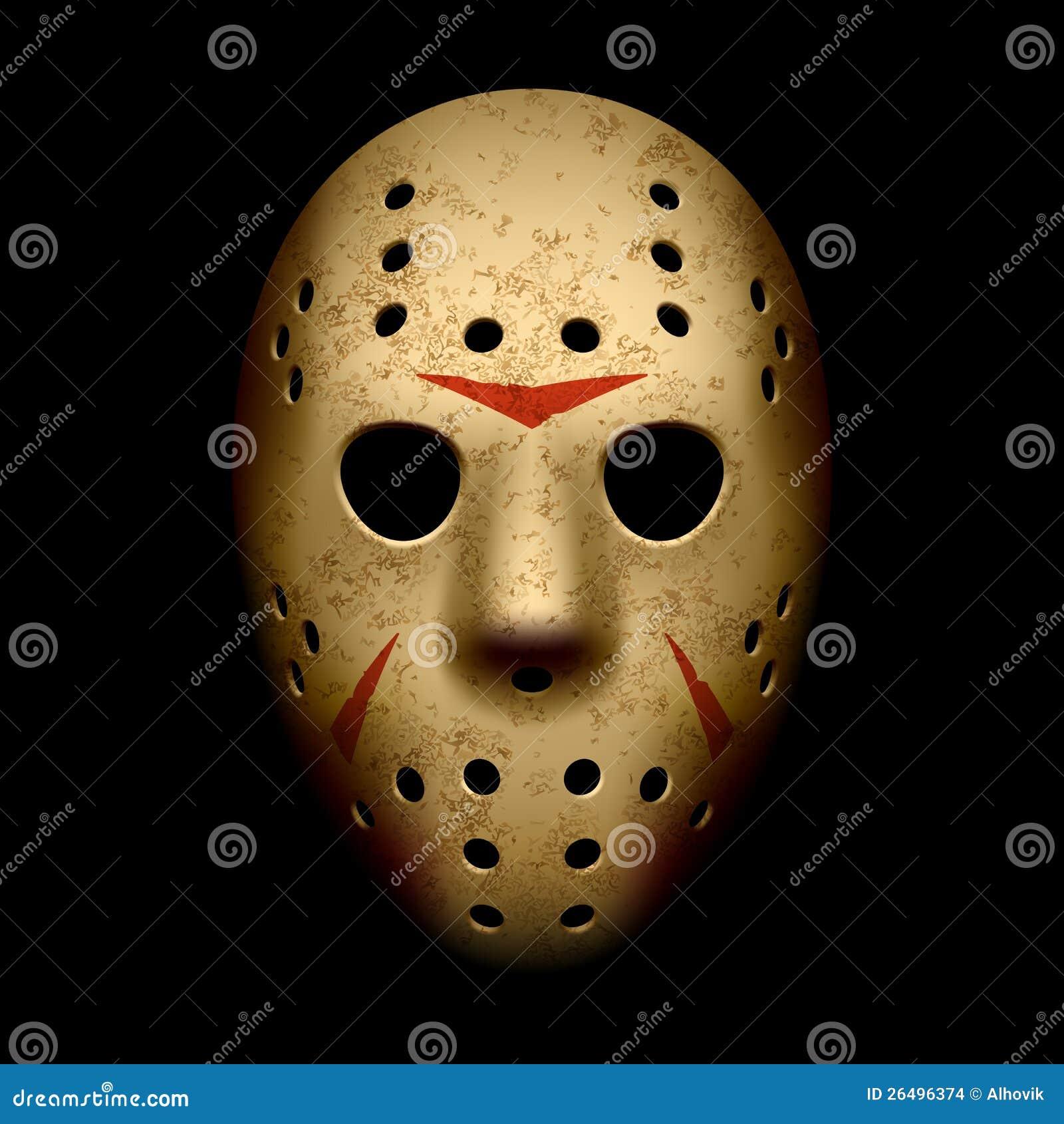 Hokej straszna maska