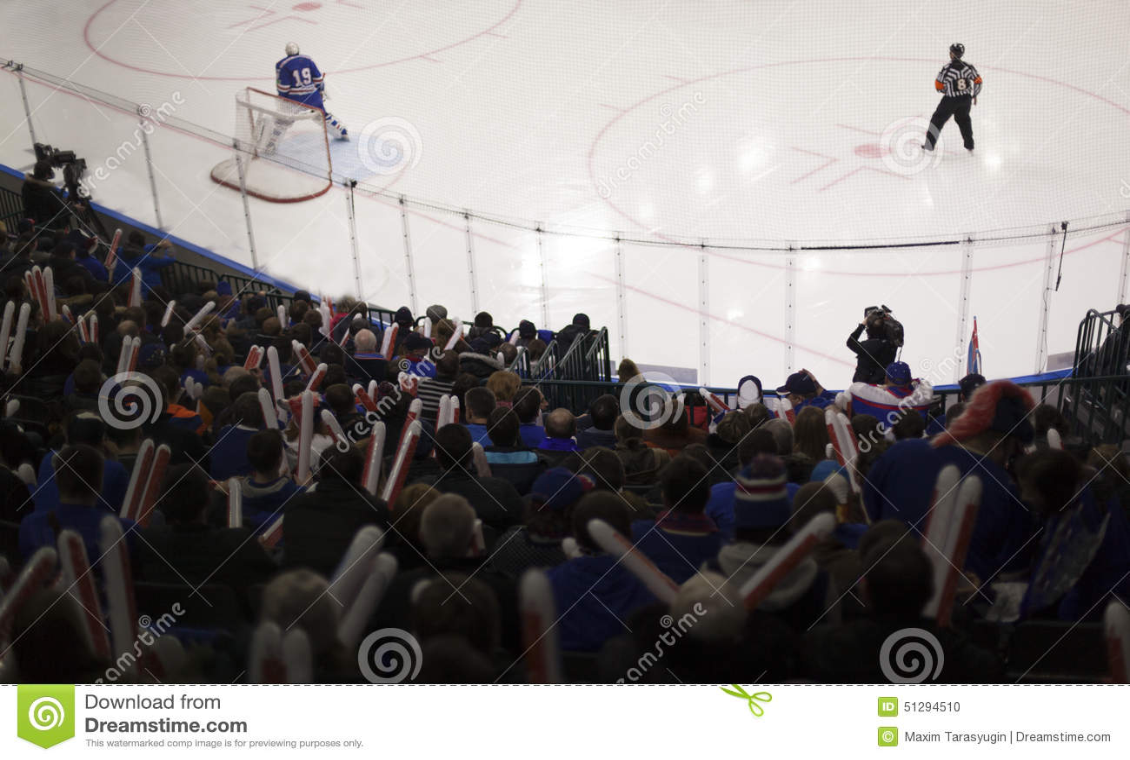 Hokejowi cele