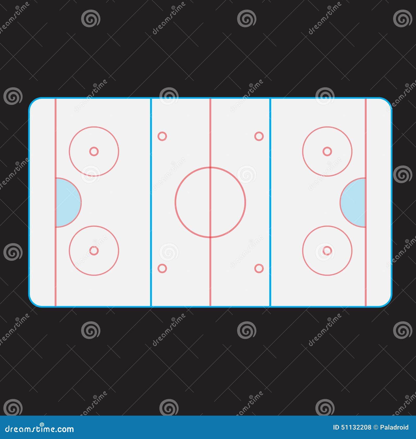 Hokejowy Lodowisko