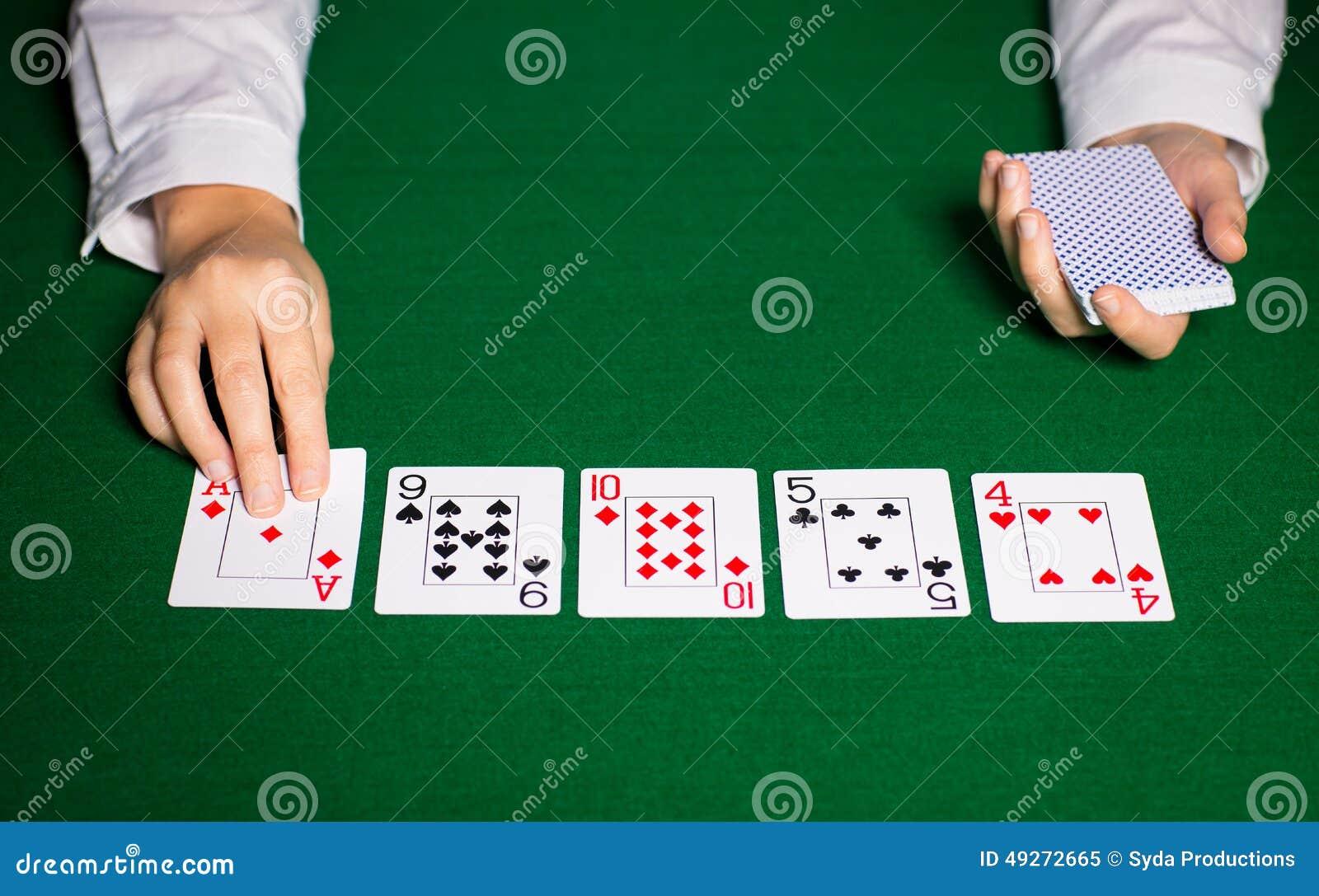 Poker entertainment