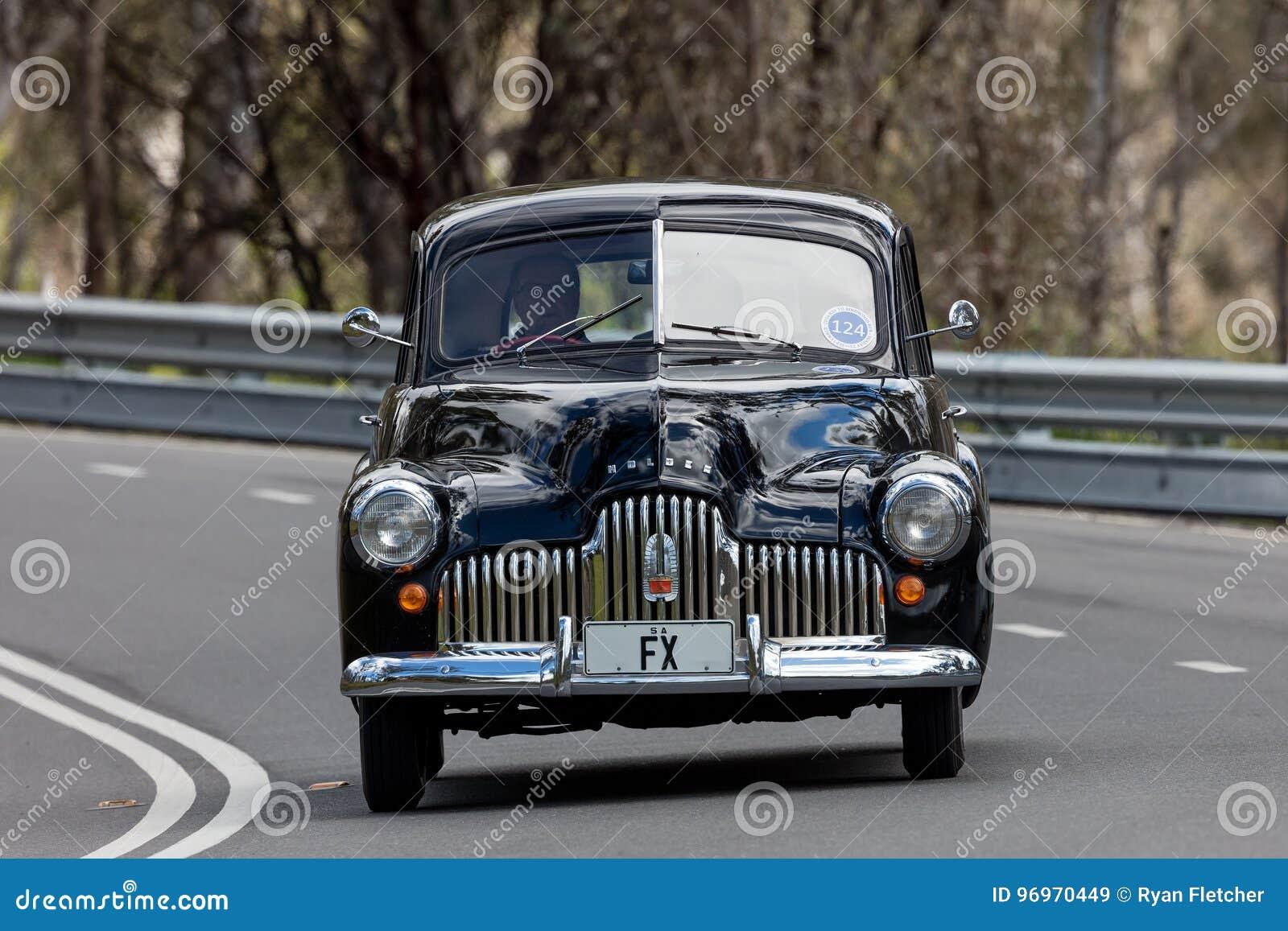1950 Holden FX Sedan