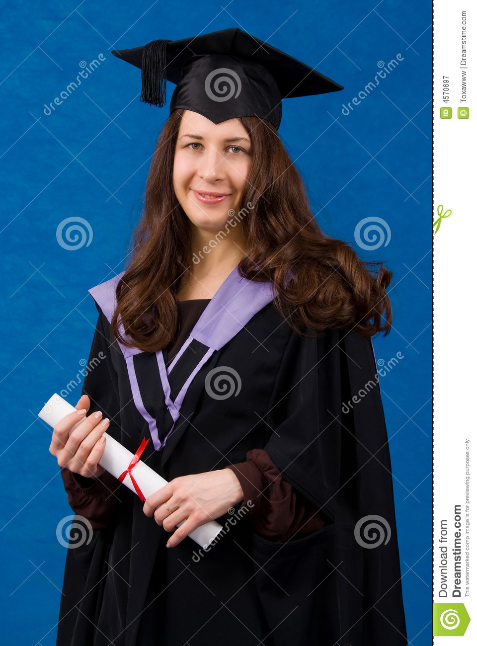 Degree holder