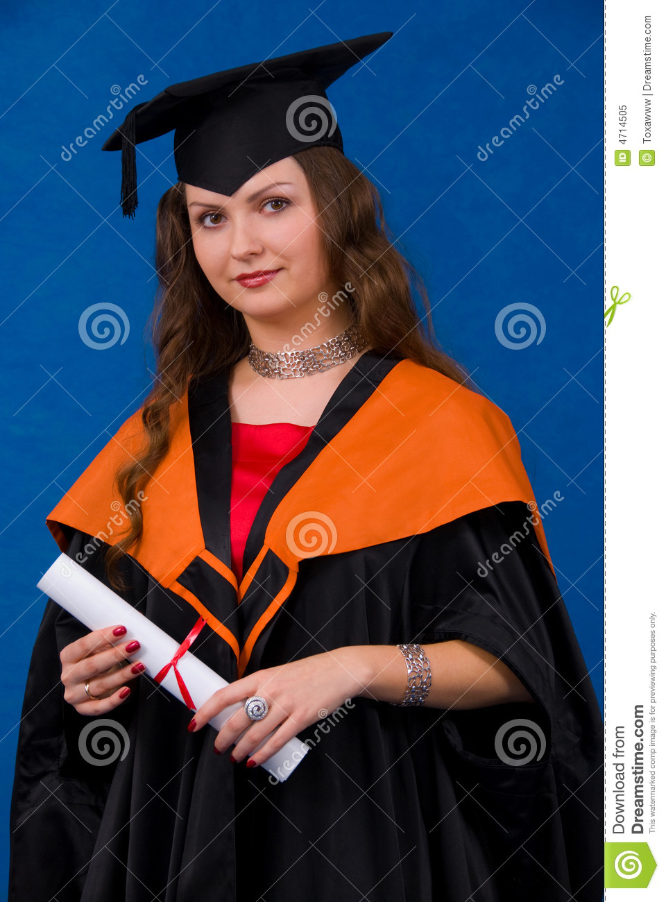 Holder of a master s degree