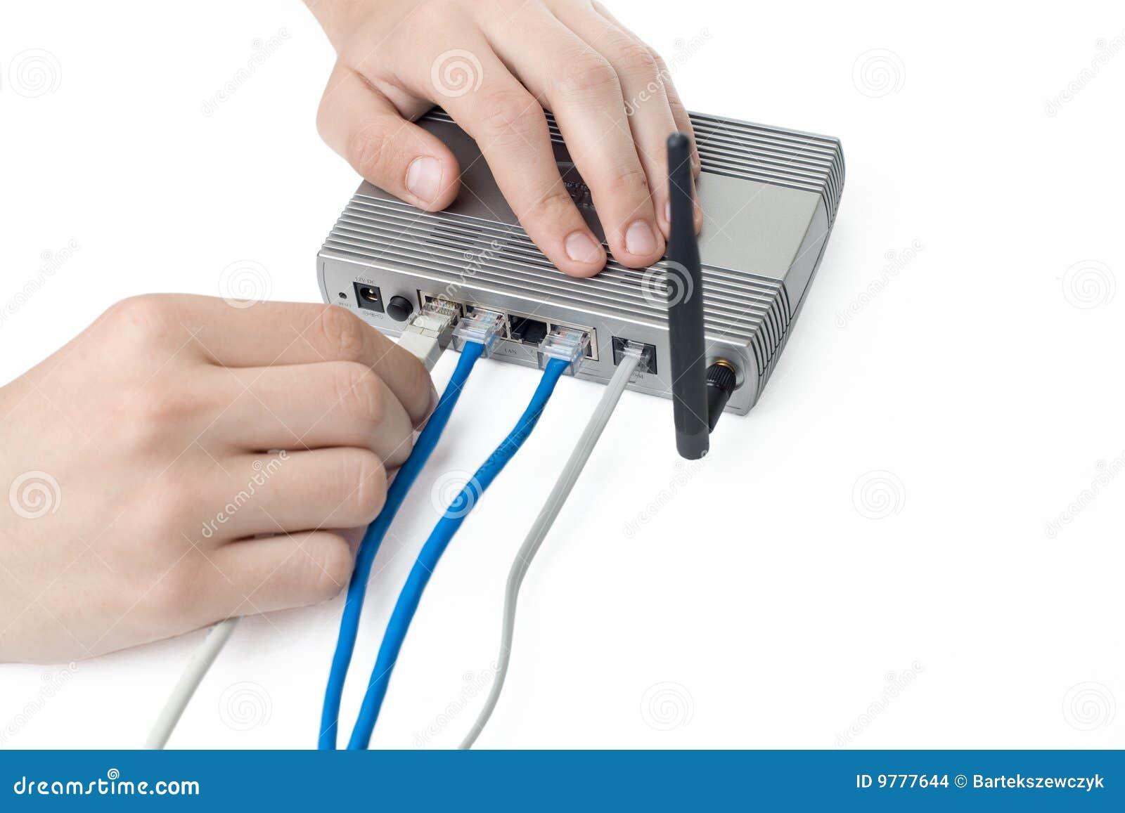 Wiring A Network Plug