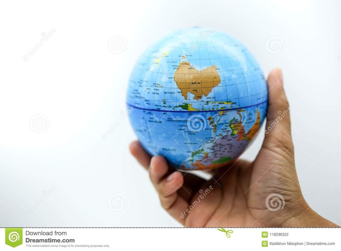 World Map On Hands.Holding Globe World Map On Hands Stock Photo Image Of Businessman