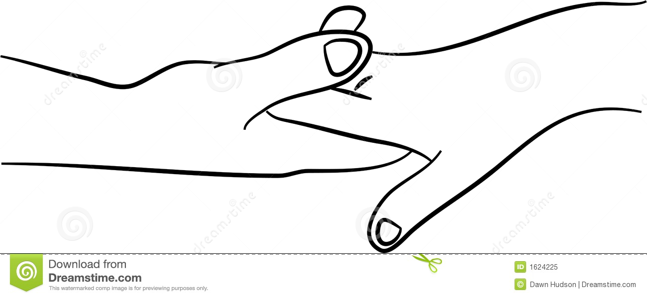 Line Drawing Holding Hands : Holding hands royalty free stock photo image