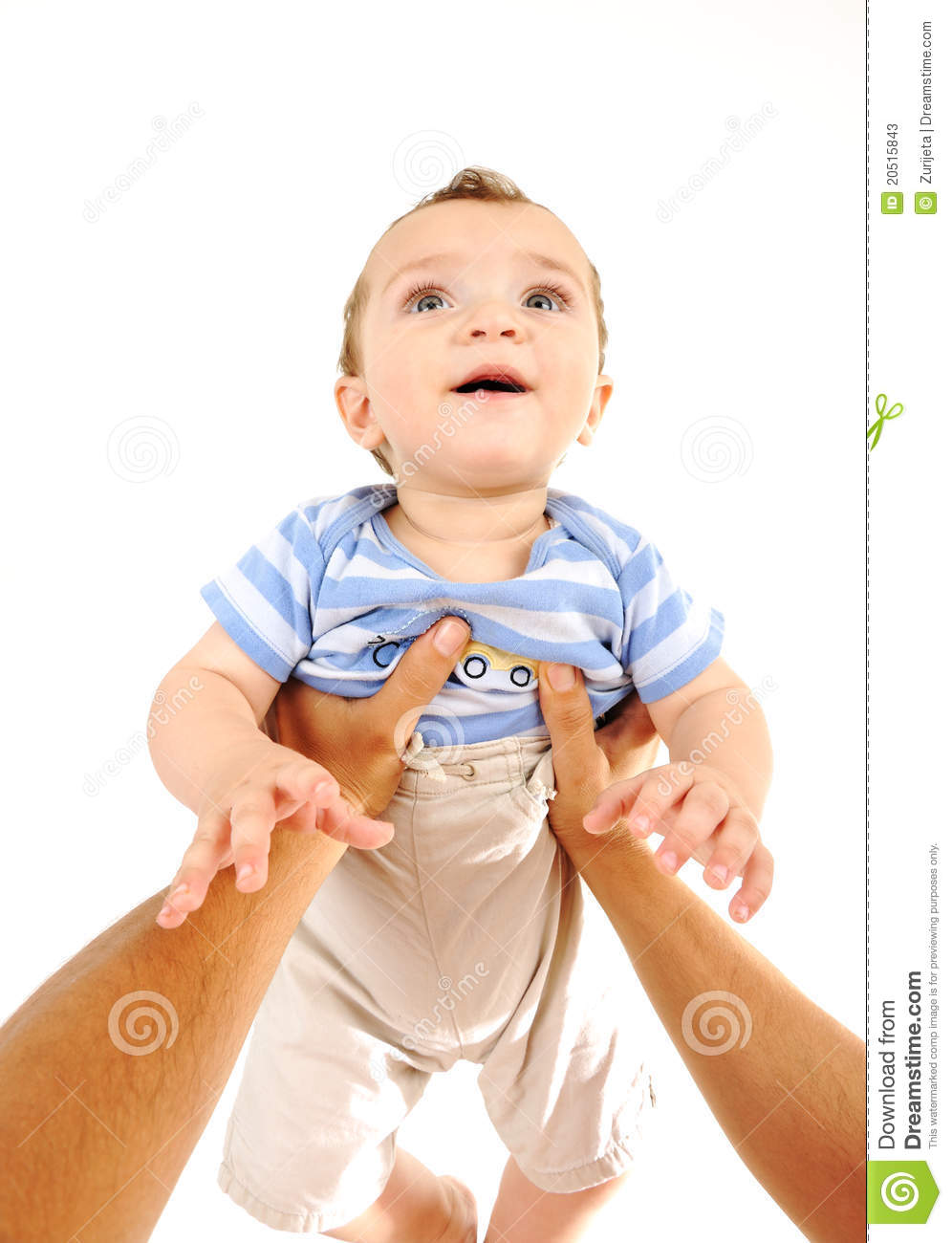 penis I hold my son