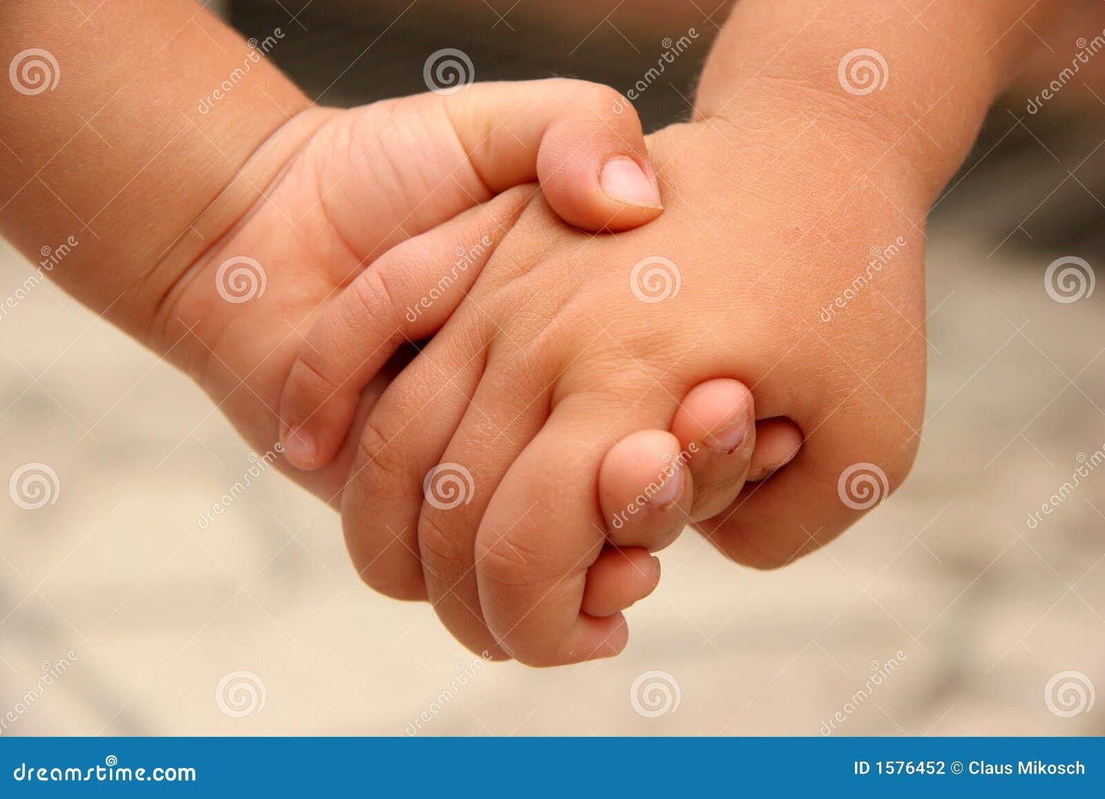 Holdinghände