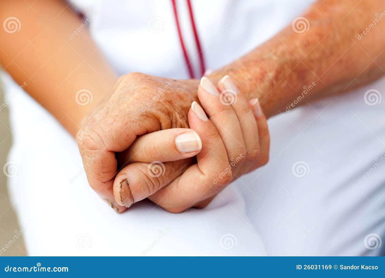 Holdinghänder
