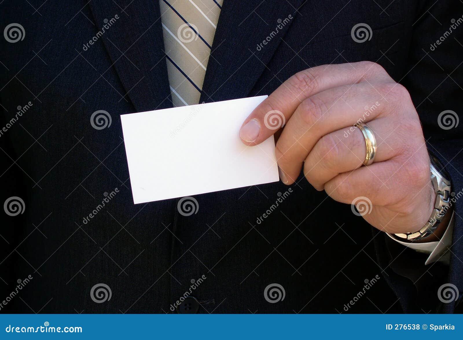 Holdings adreskaartje