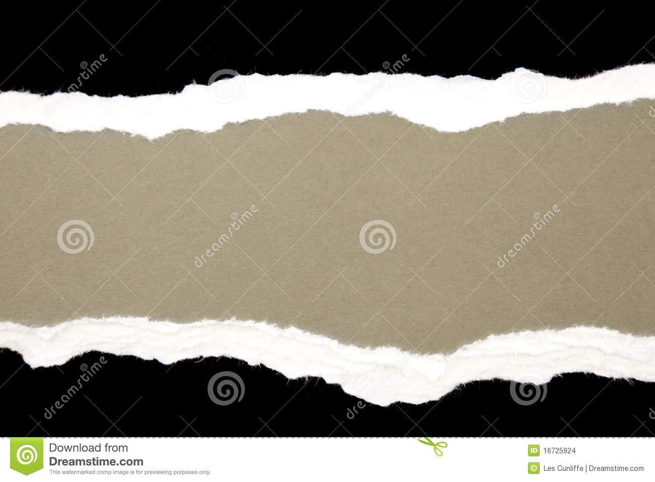 Hole In Paper Stock Images - Image: 16725924
