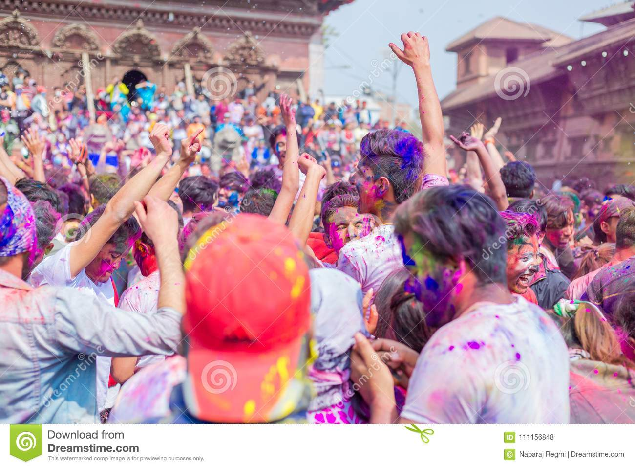 Holi 2013— festival of spring and bright colors 24Warez.Ru 95
