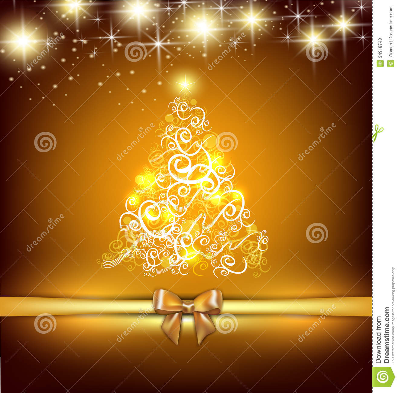 christmas gold background golden - photo #31