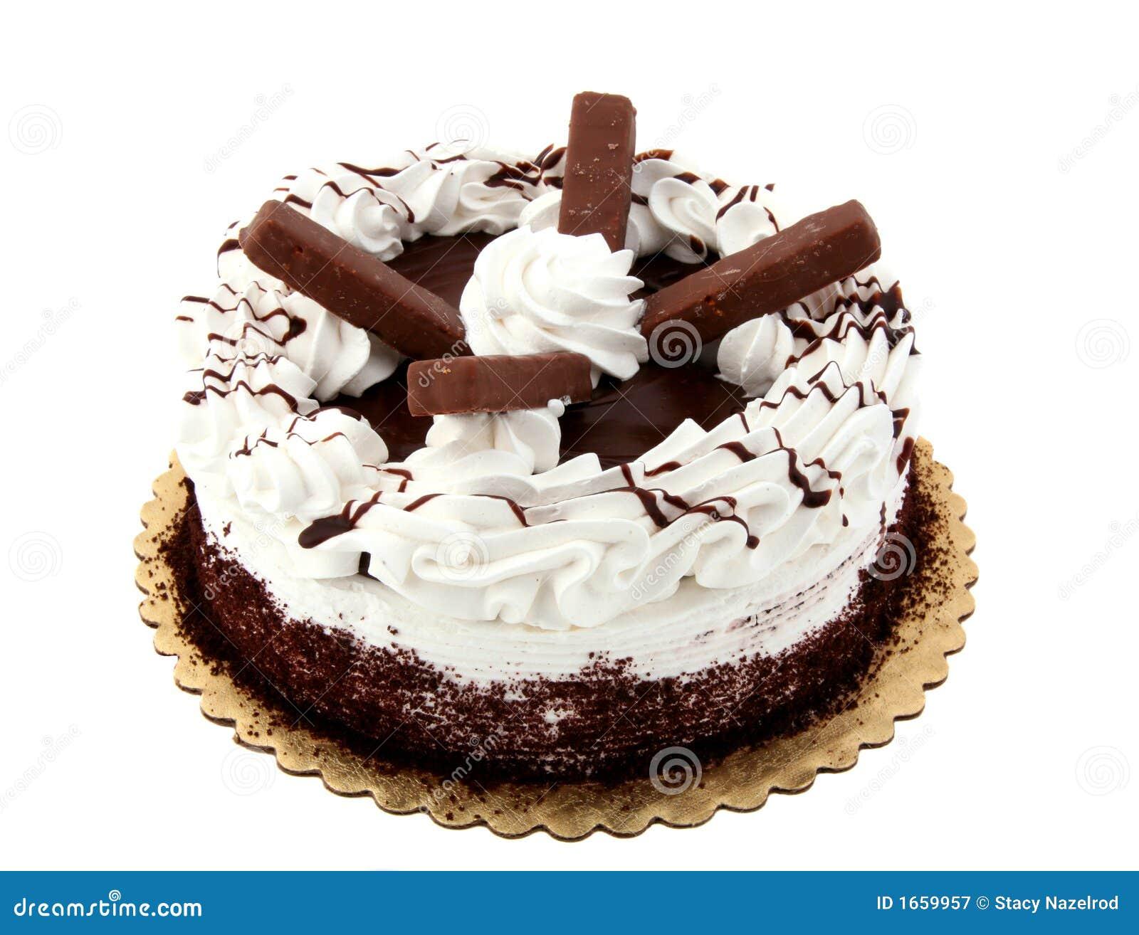 Chocolate Stollen Cake