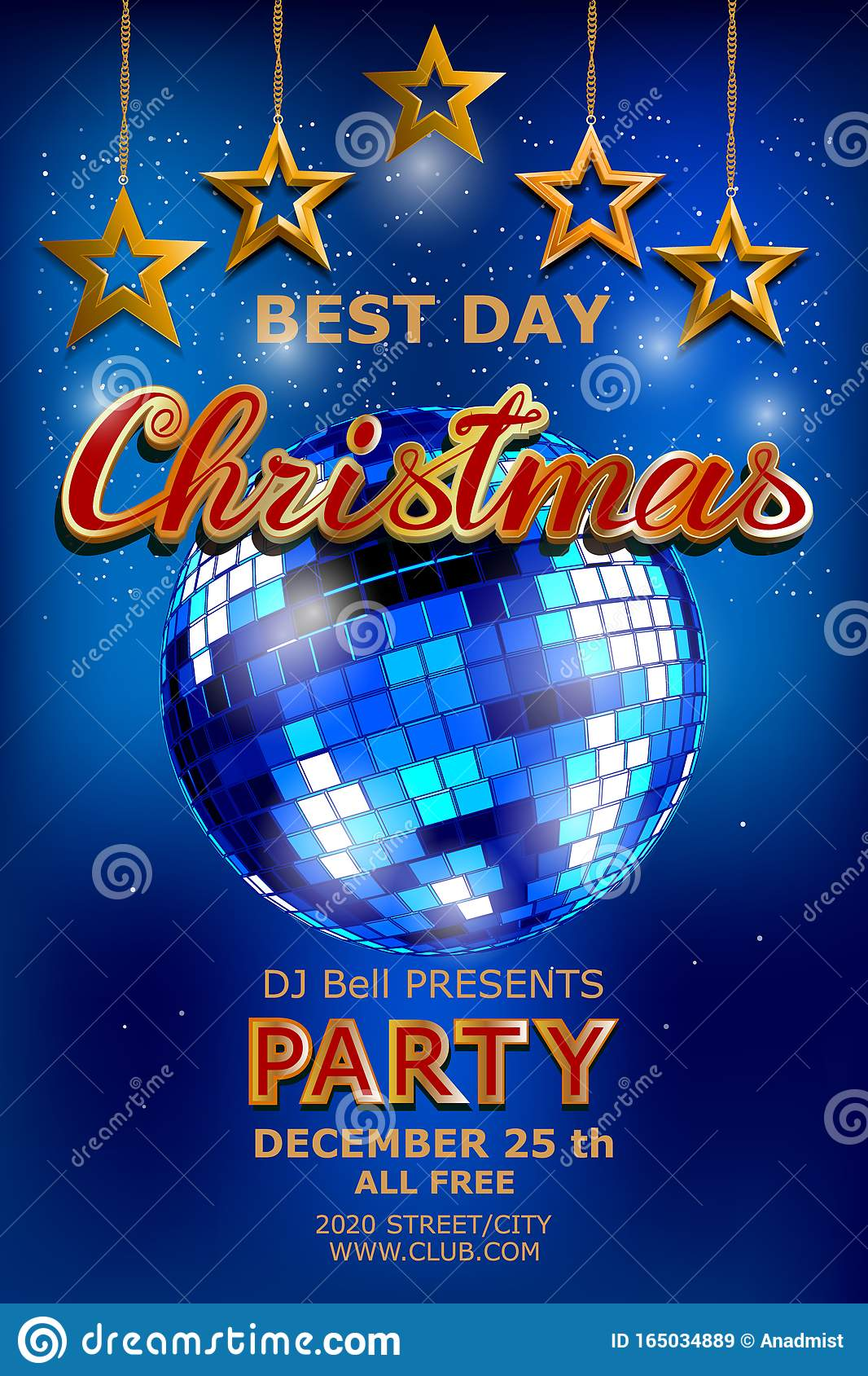 Christmas Disco Poster Stock Illustrations 3 767 Christmas Disco Poster Stock Illustrations Vectors Clipart Dreamstime