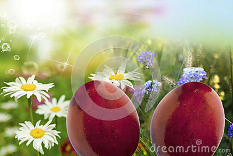 Holiday easter.
