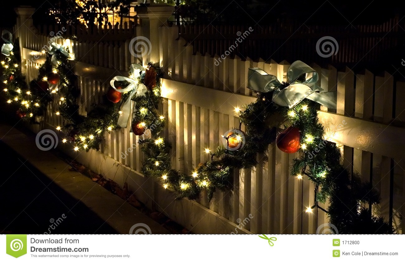 a christmas white crazy inspiring garden decor decorations old your road house using fence sign decorating for exterior ideas dream