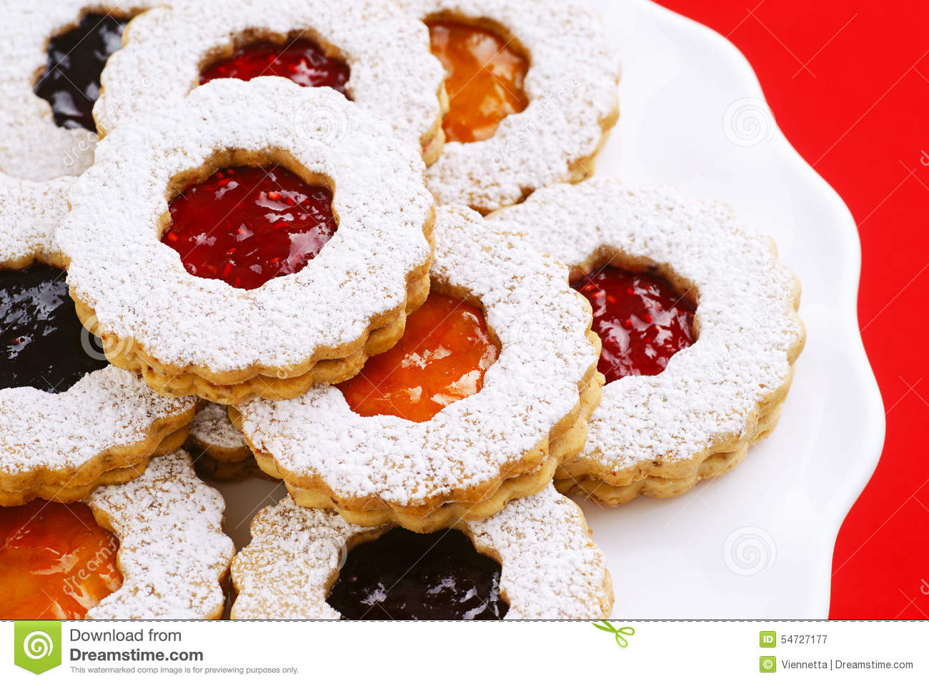 Watch Best Linzer Cookies video