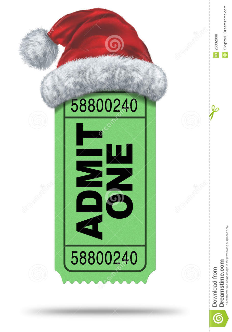holiday movies stock illustration image of white Ticket Stub Outline Ticket Stub Outline