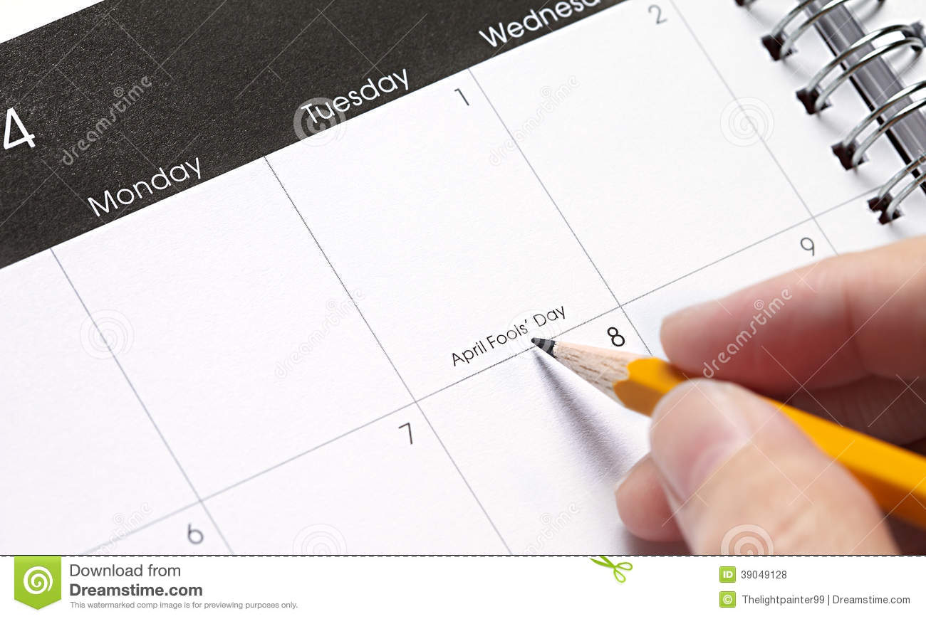 Holiday Planner Stock Photo Image 39049128