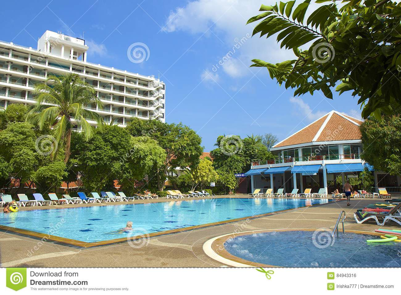 Holiday Resort In Phuket, Thailand Editorial Photo - Image of ...