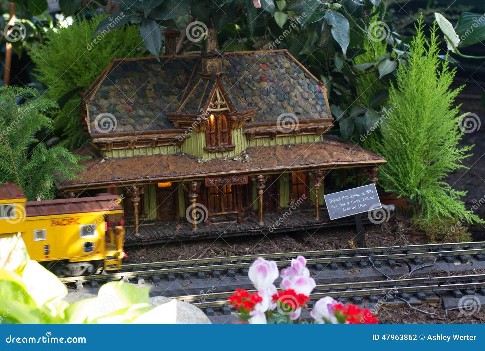 Holiday Train Show Stock Photo Image 47963862