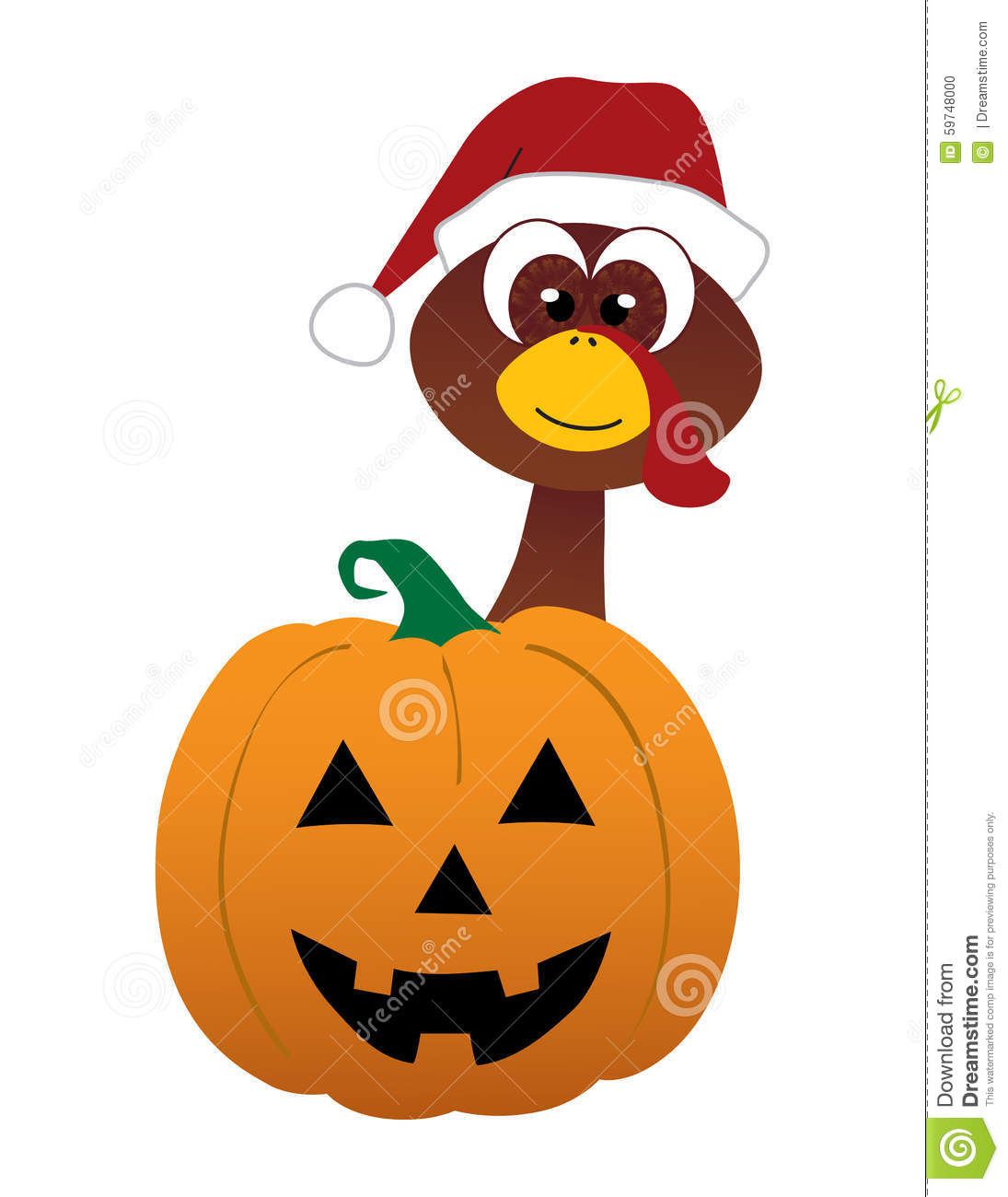 Picture Of Christmas Decorations The Holidays Are Around The Corner Stock Vector Image