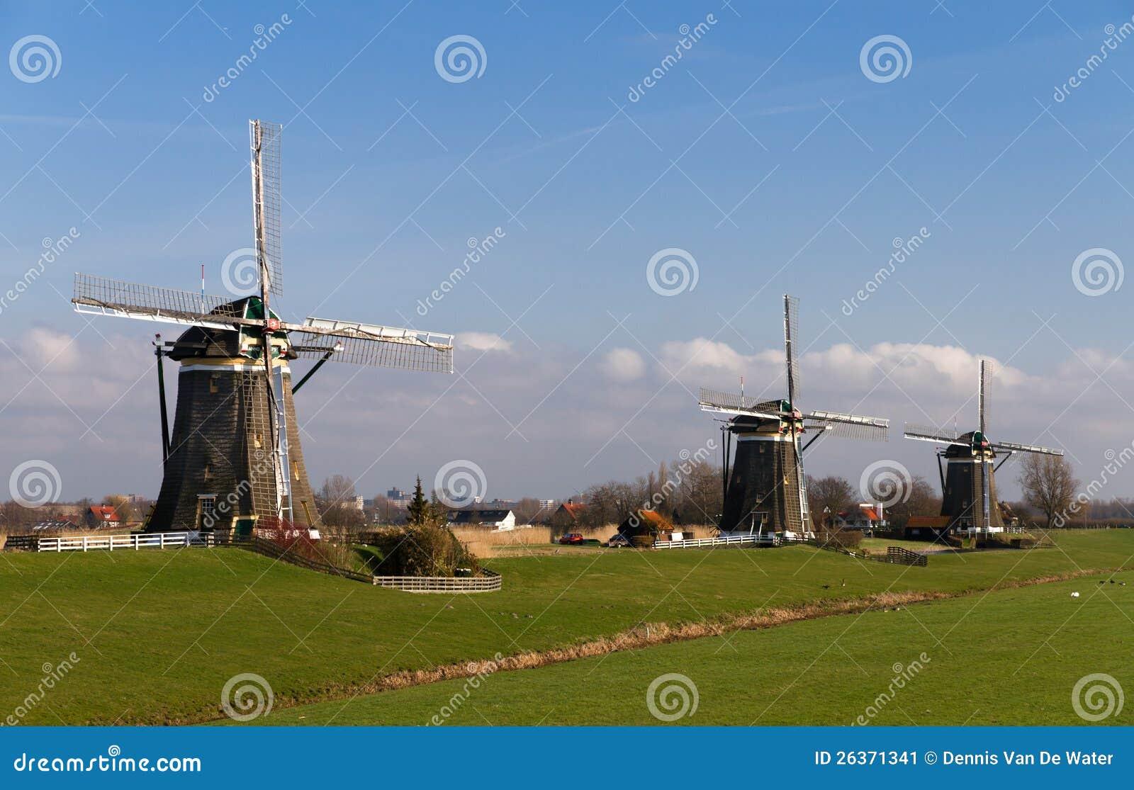 Holländische Windtausendstel