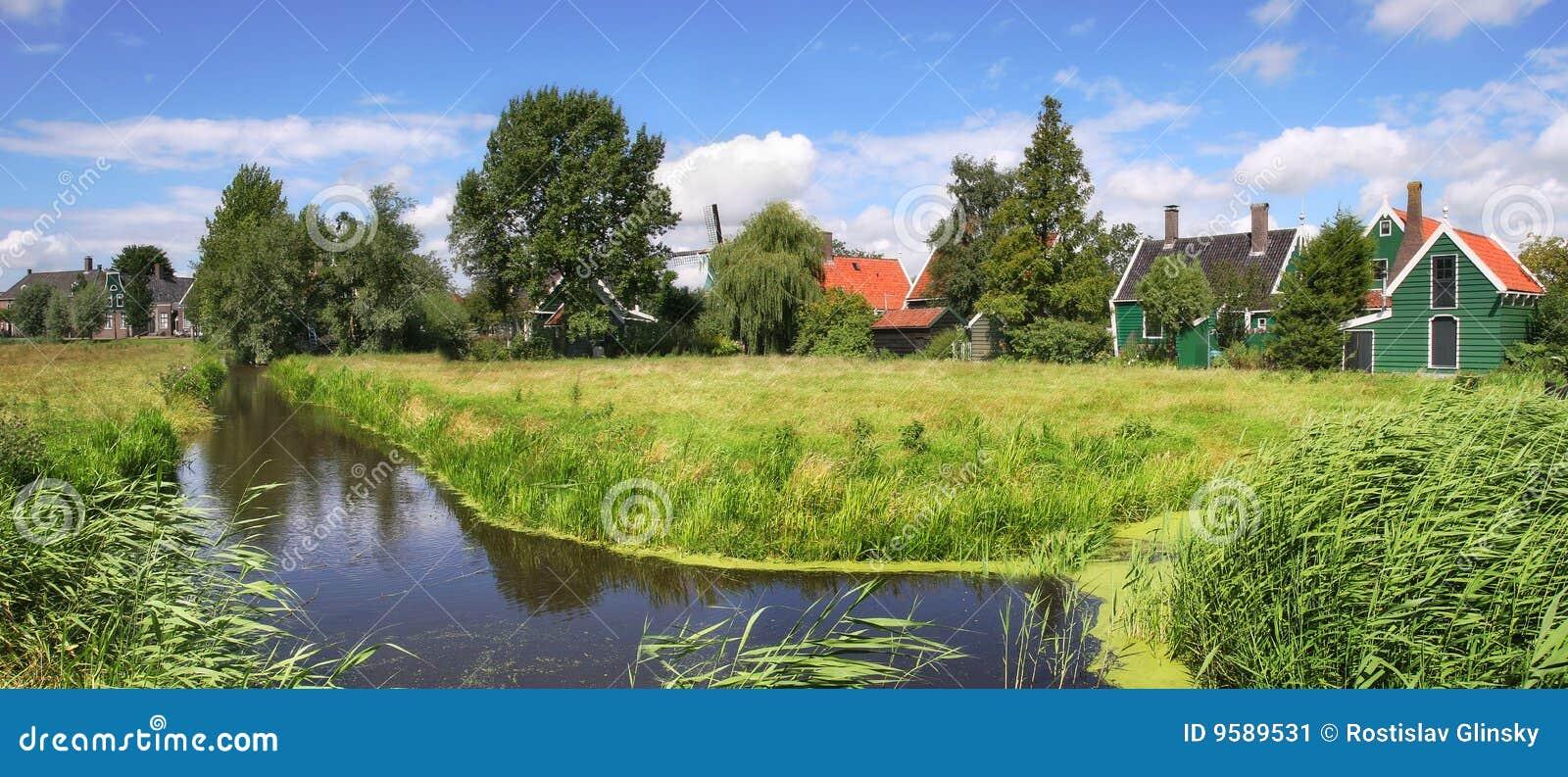 Holländisches Dorf.