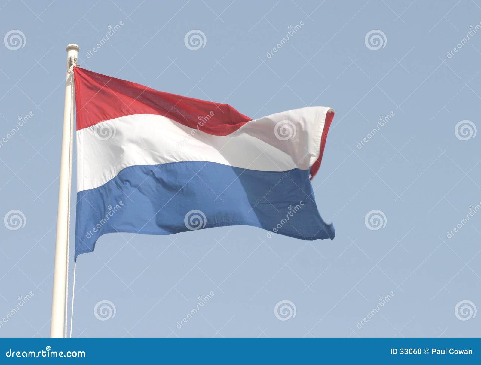 Holländsk flagga