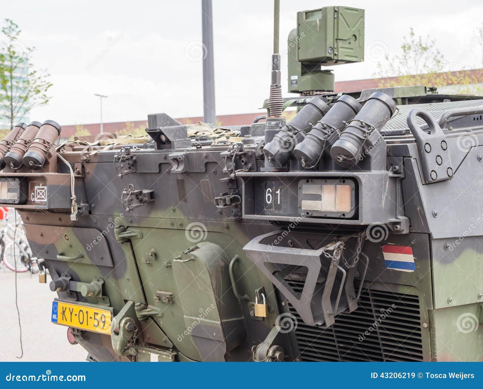 Download Holländsk Militär Behållare Redaktionell Fotografering för Bildbyråer - Bild av behållare, järn: 43206219