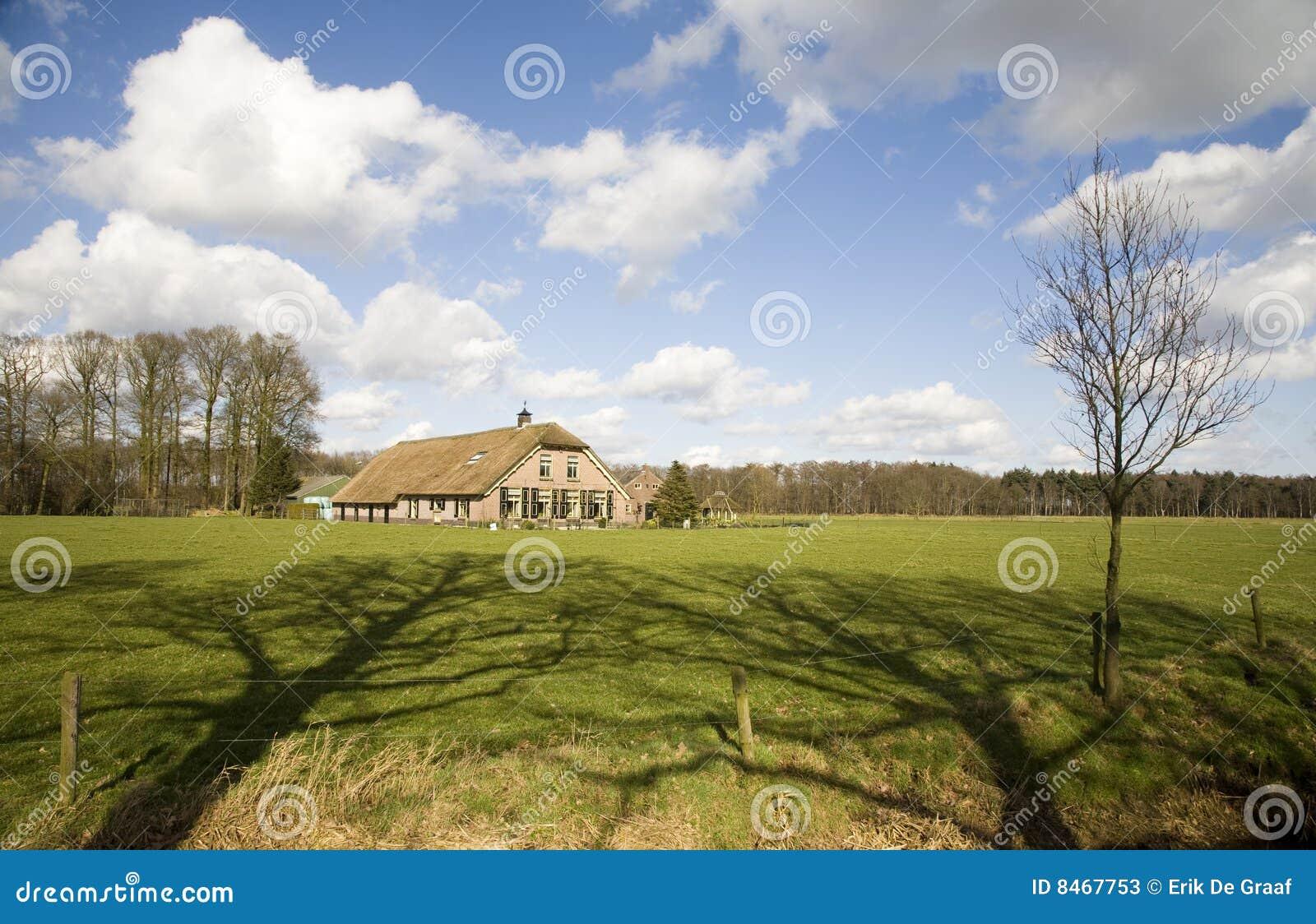 Holländskt lantgårdhus