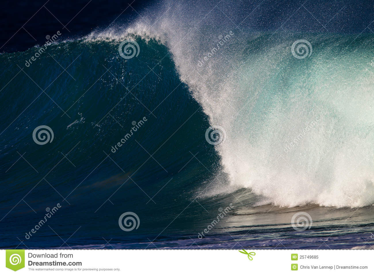 Hollow Wave Rolling