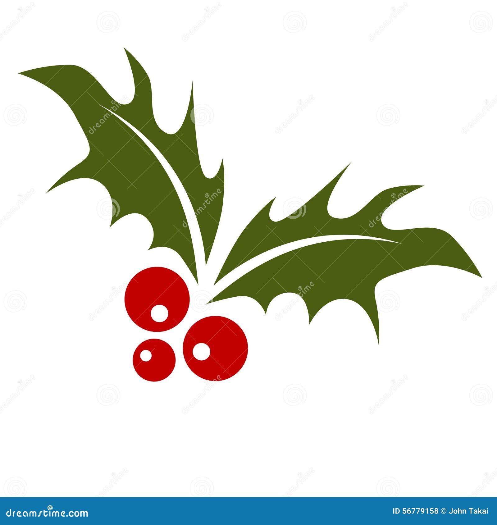 Holly Leaf med bär