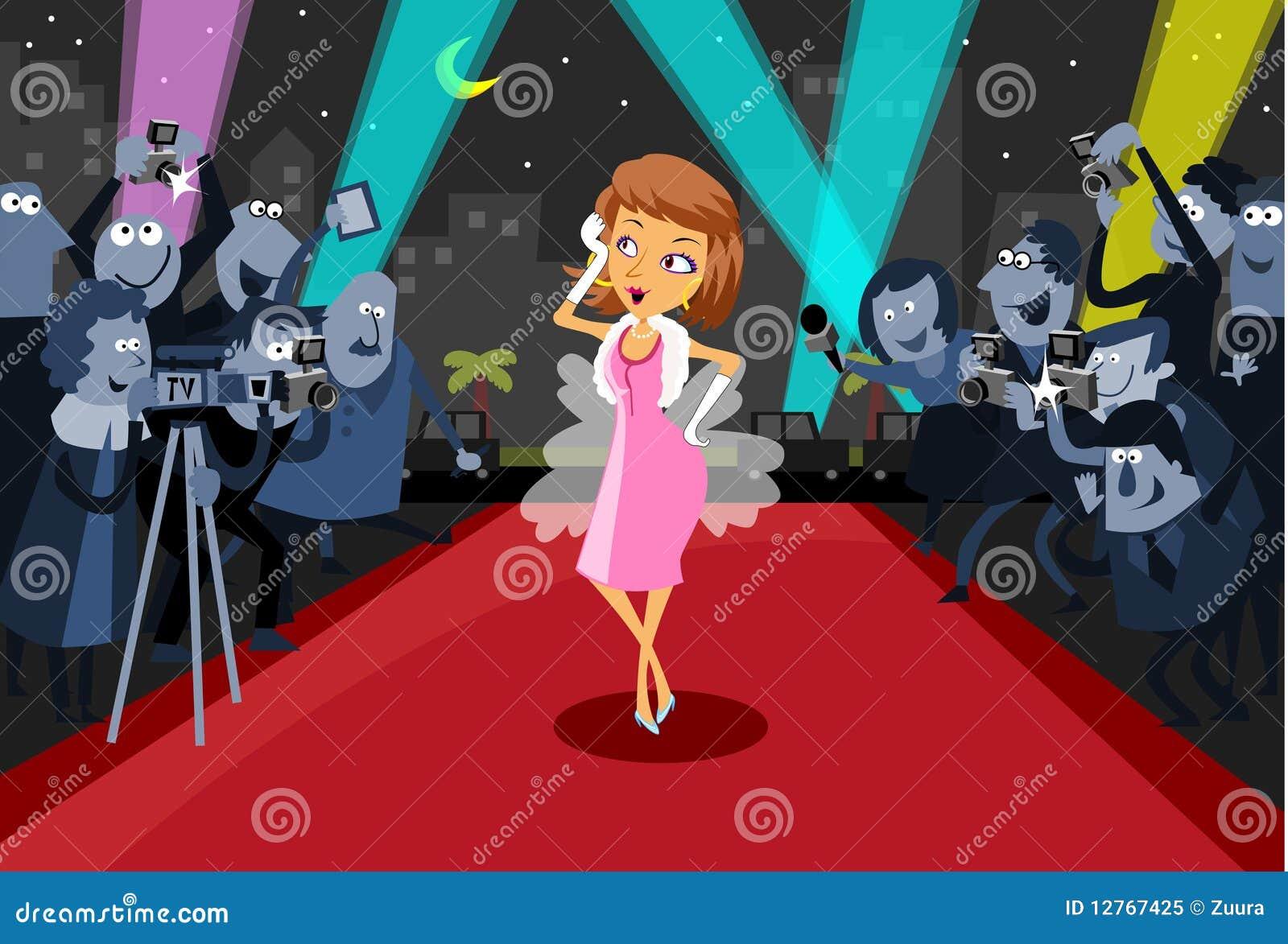 Actress Stock Illustrations – 2,008 Actress Stock Illustrations ...