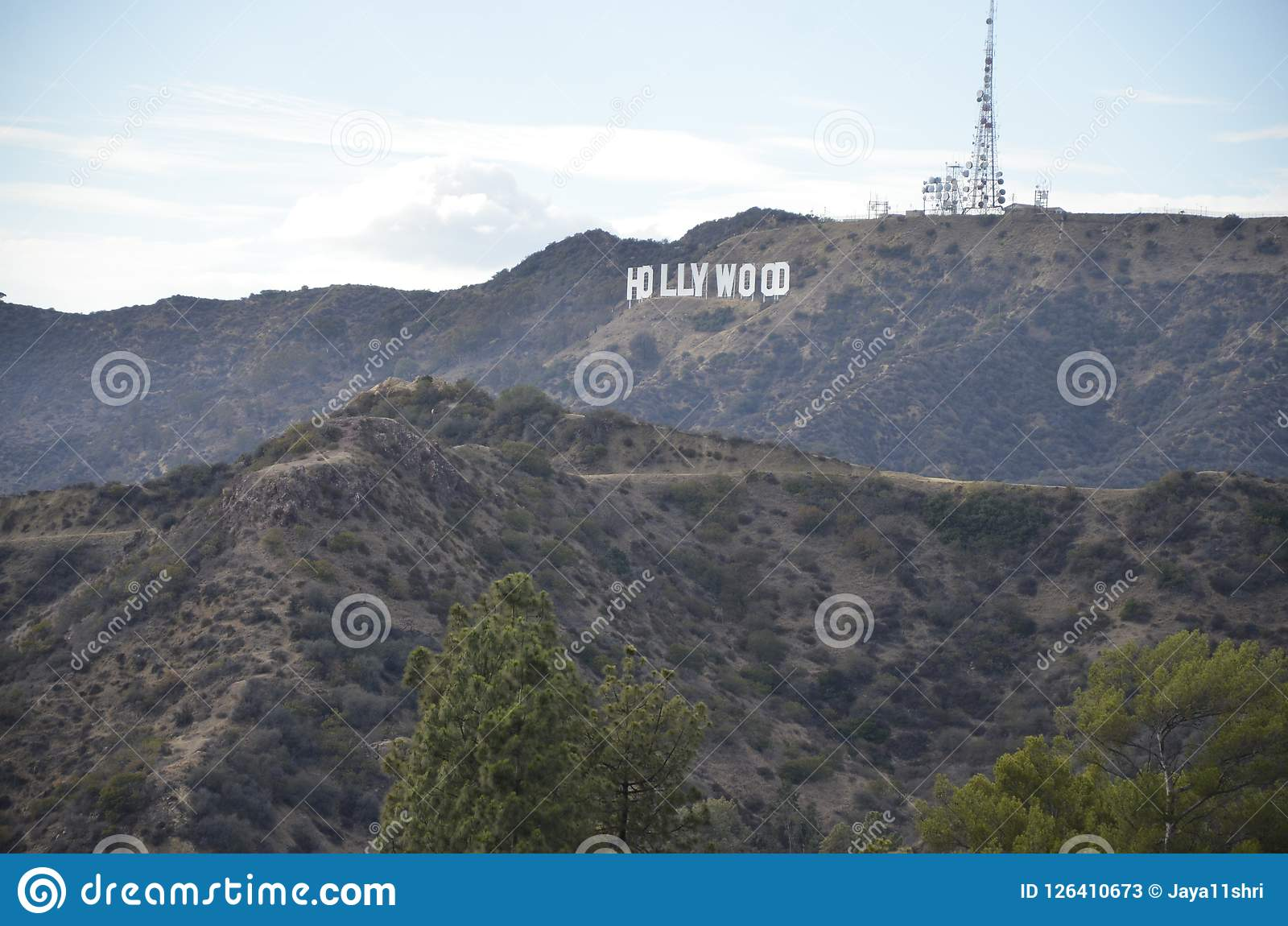 Hollywood i LA