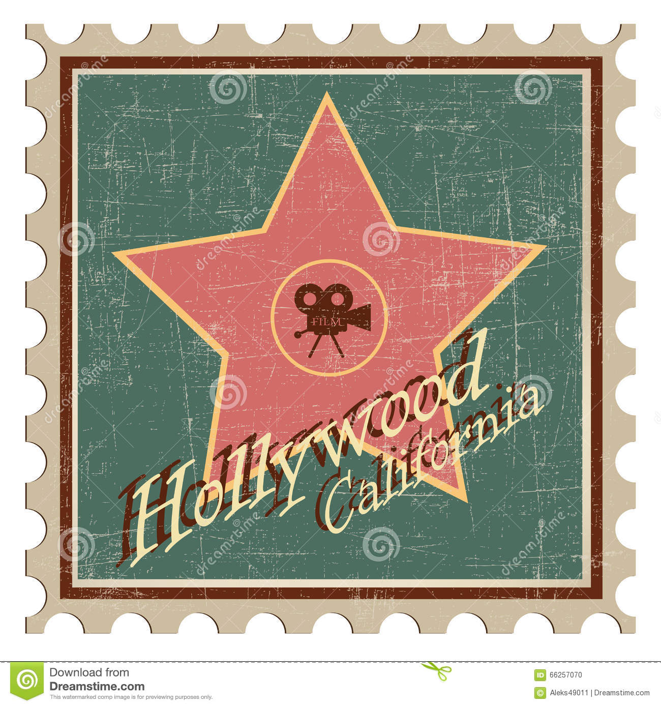 Hollywood - Kalifornien
