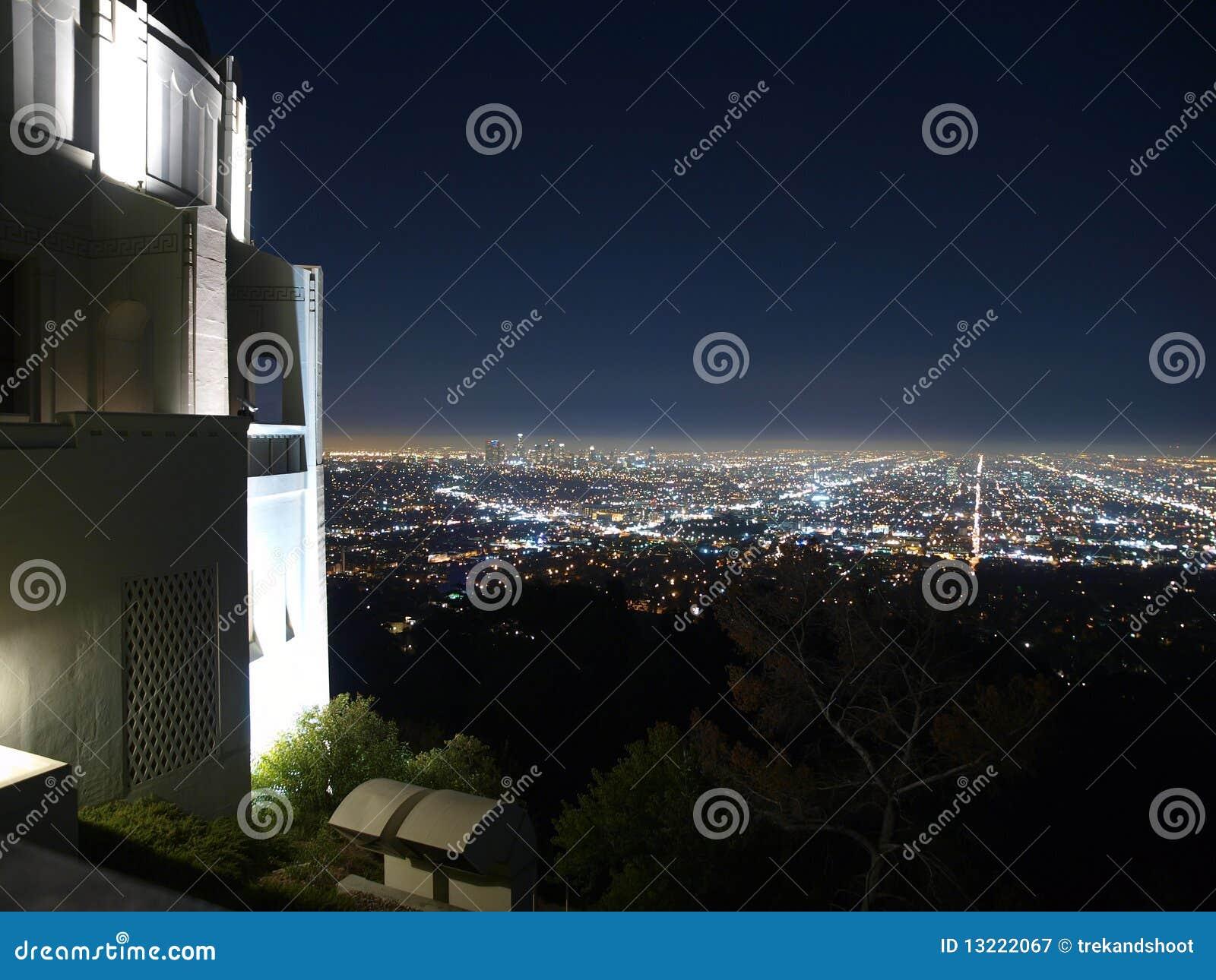 Hollywood-Nacht