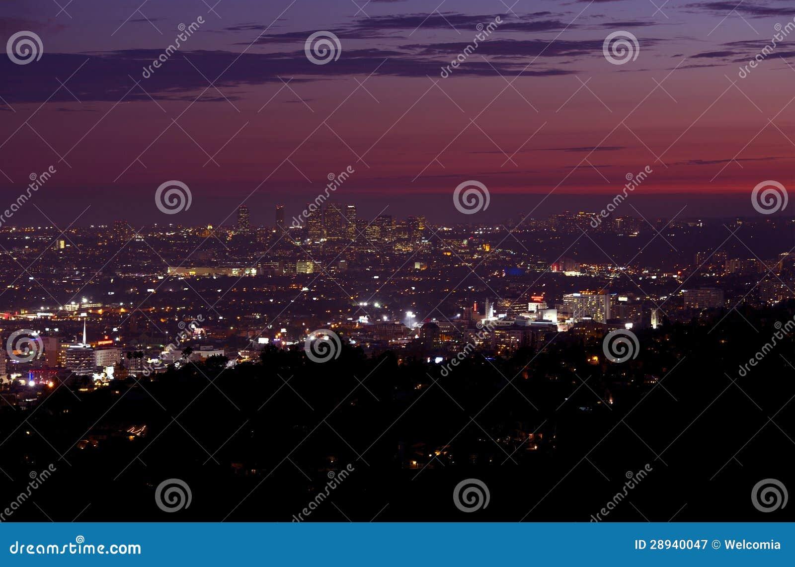 Hollywood och Beverly Hills