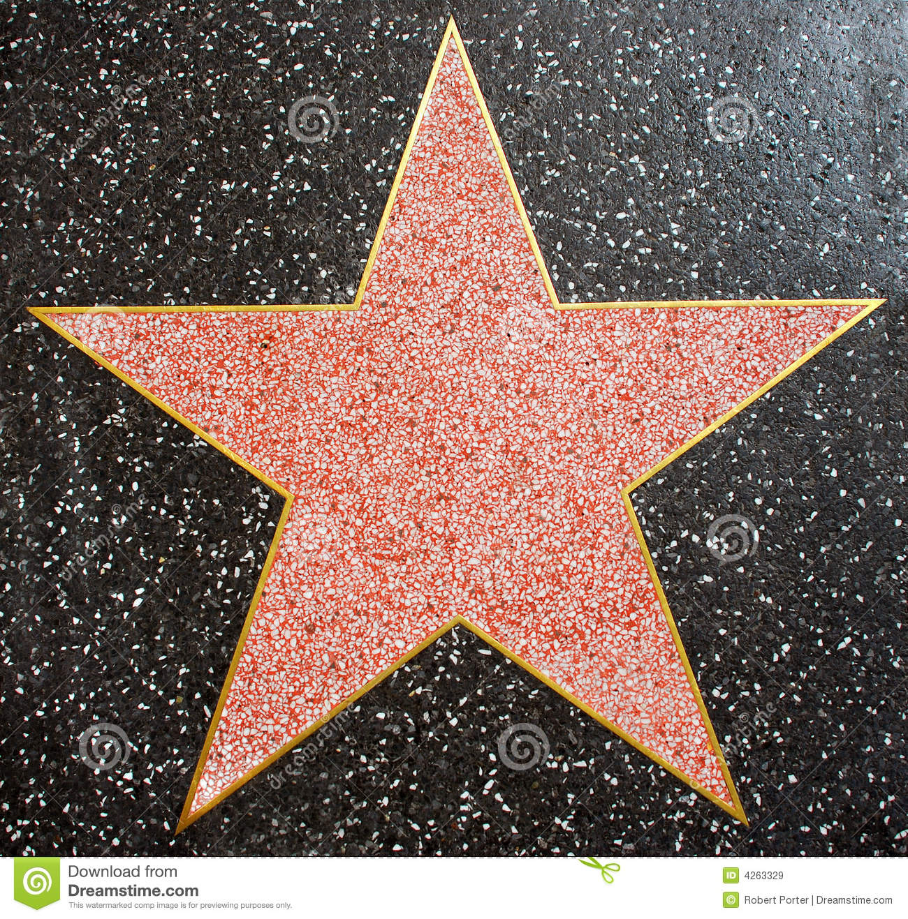 hollywood star royalty free stock images   image 4263329