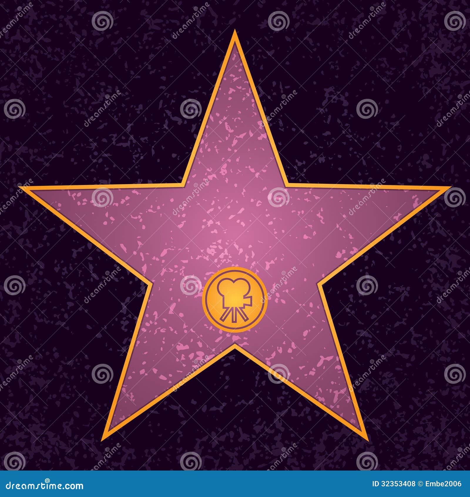 hollywood star royalty free stock photos   image 32353408