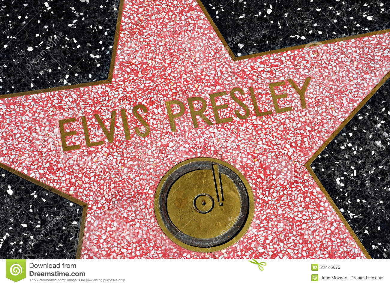 hollywood walk of fame los angeles united states