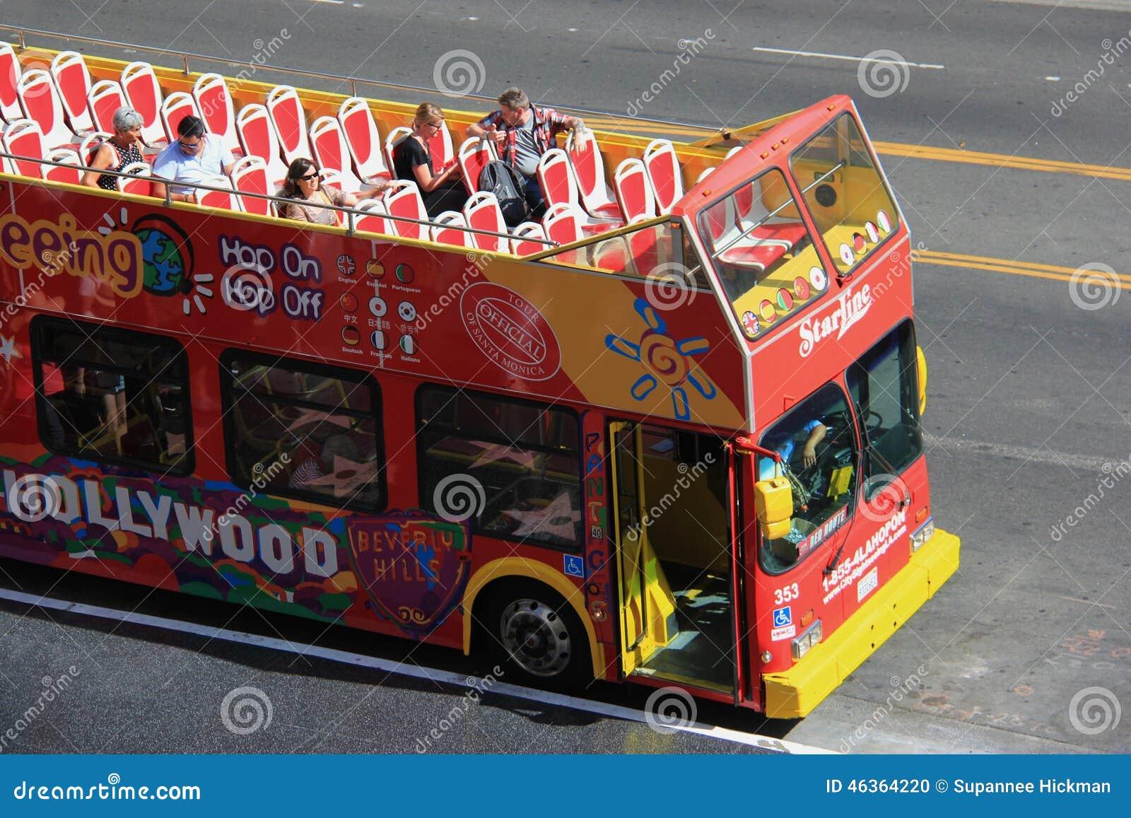 Hollywood wycieczka autobusowa