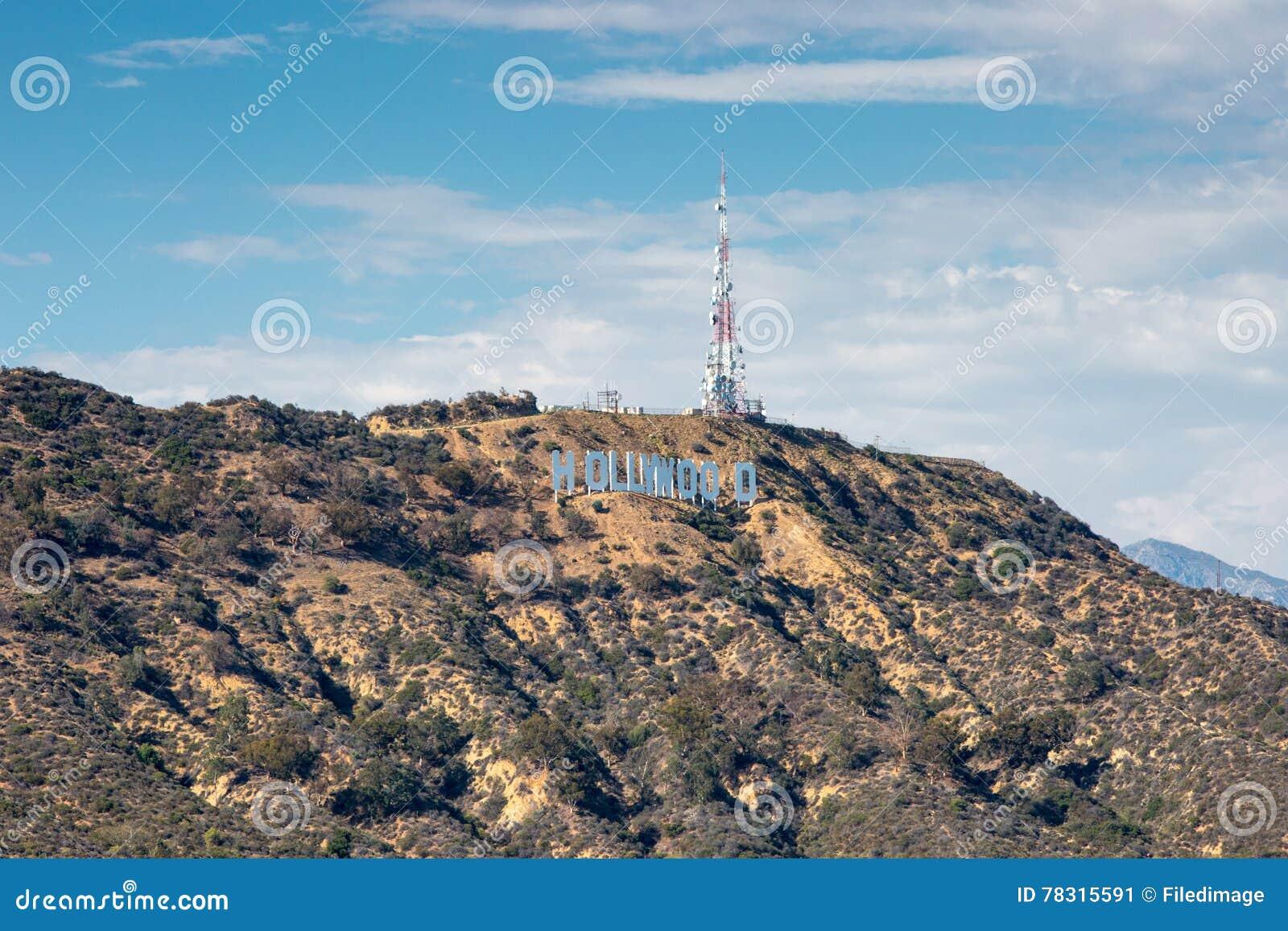 Hollywood wzgórza