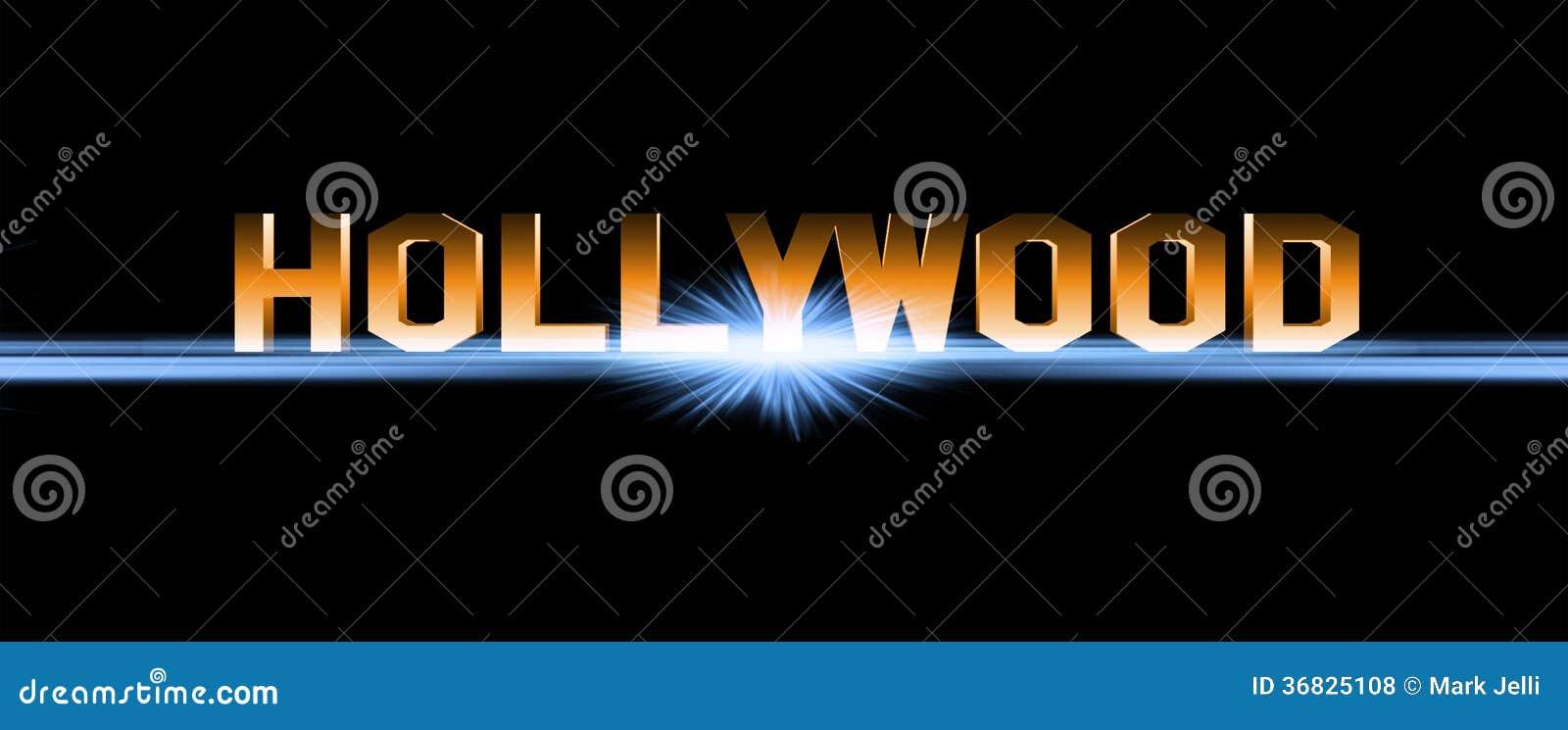 Hollywood znak