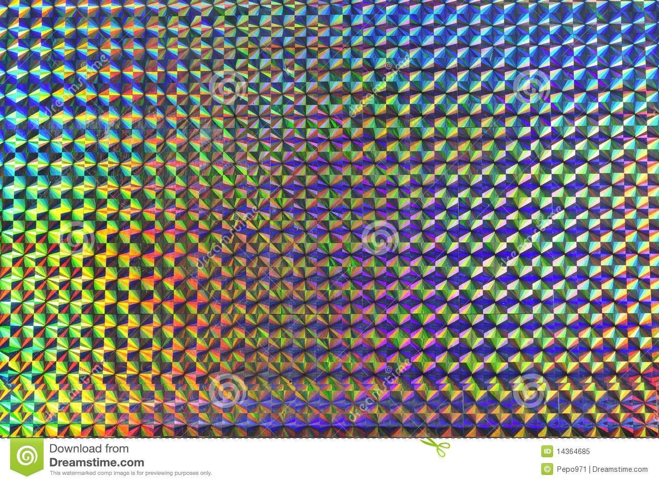 holographic will template - holographic brushed background royalty free stock photo