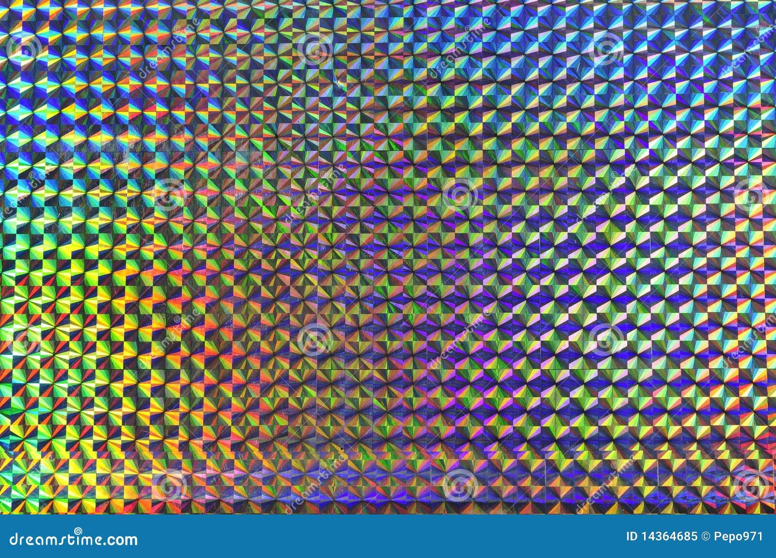 holographic brushed background royalty free stock photo