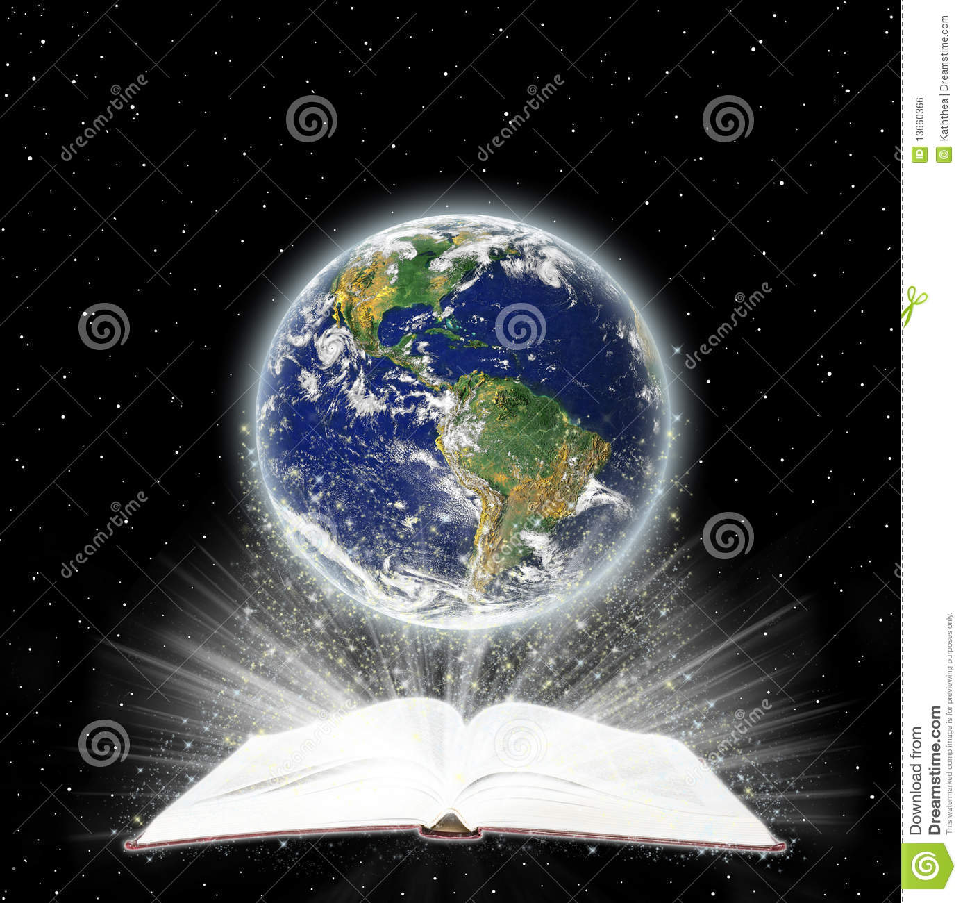 The Holy Book and the Globe
