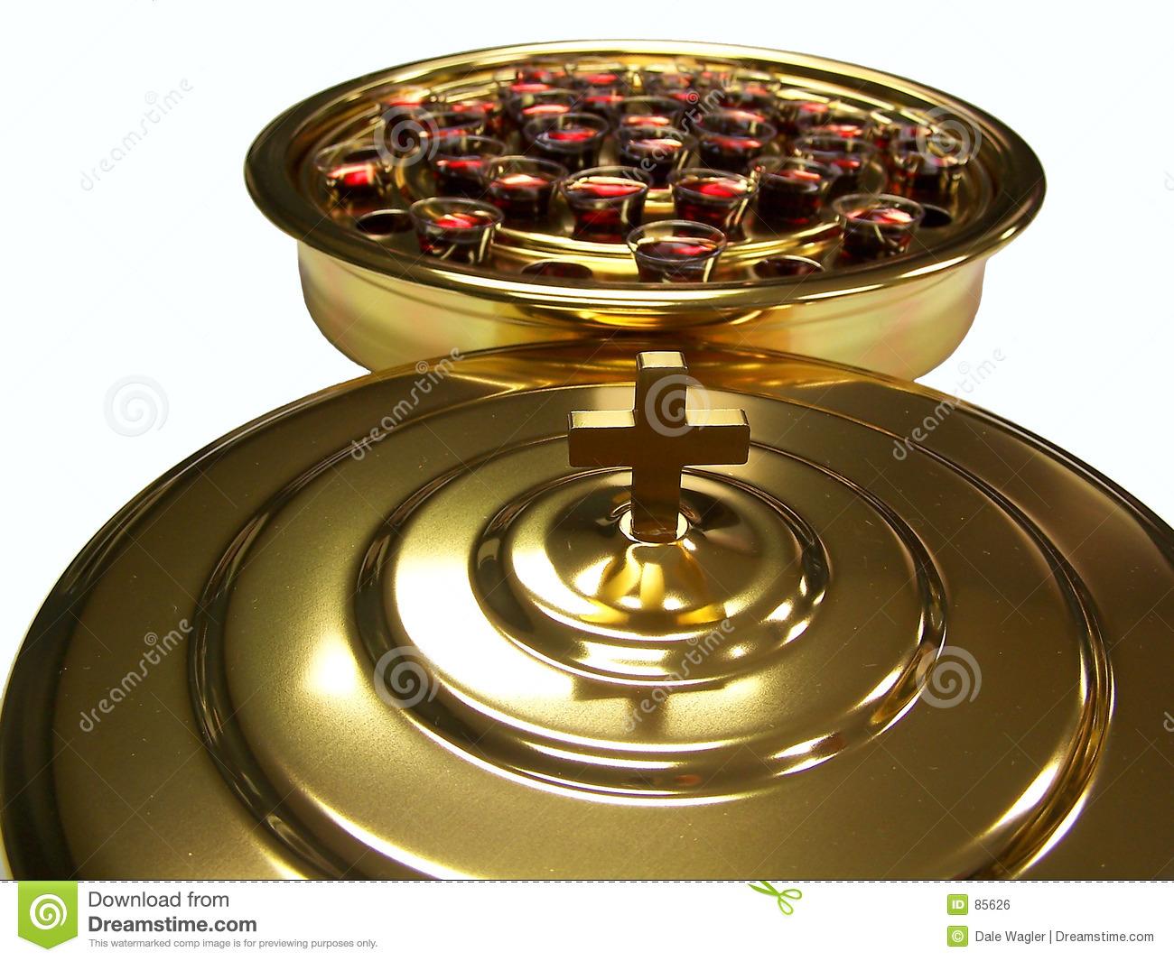 Holy Communion Royalty Free Stock Image - Image: 85626