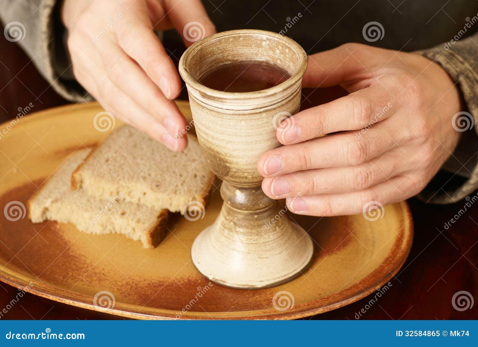 Holy Communion Royalty Free Stock Photo - Image: 32584865